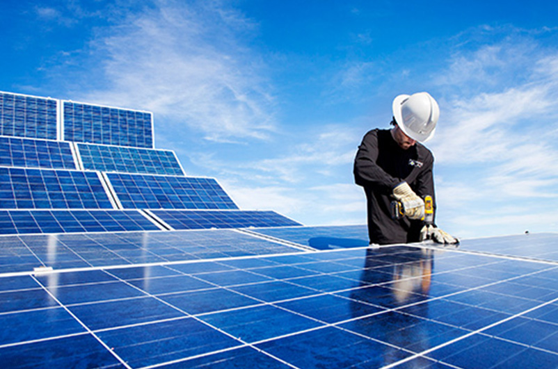 Solar PV Mounting Structure Supply & Erection EPC