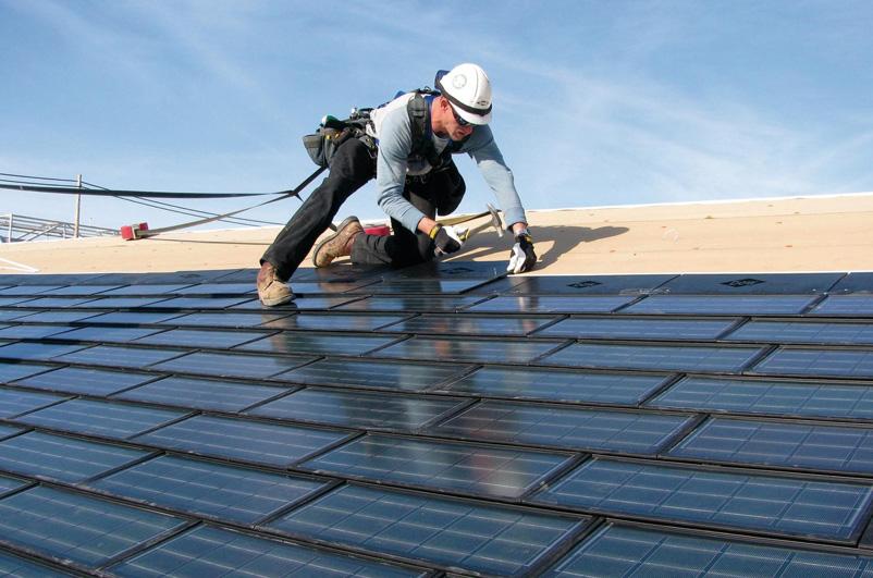 Solar Maintenance and Repair